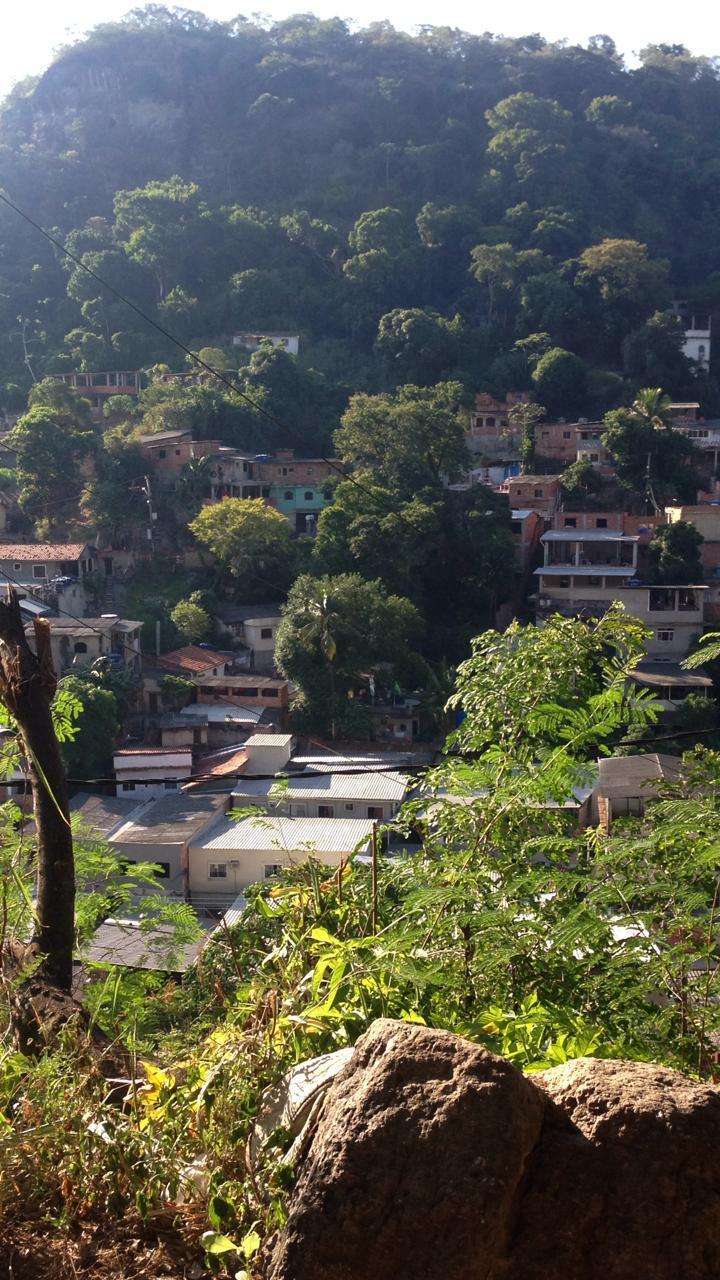 Vista Panorâmica Favela da Palmeira. Foto por Mayara Ylo