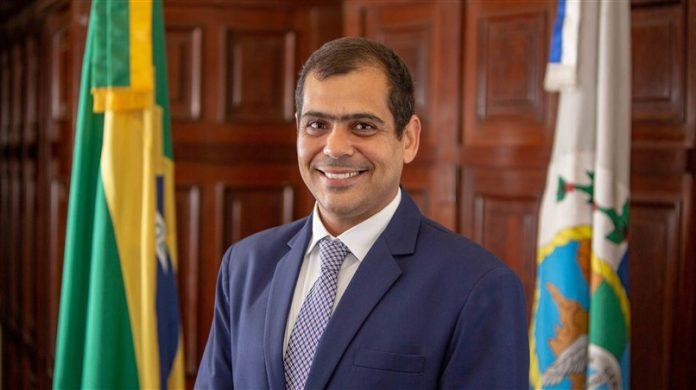 Bruno Dauaire (PSC-RJ) secretário estadual de Desenvolvimento Social e Humano