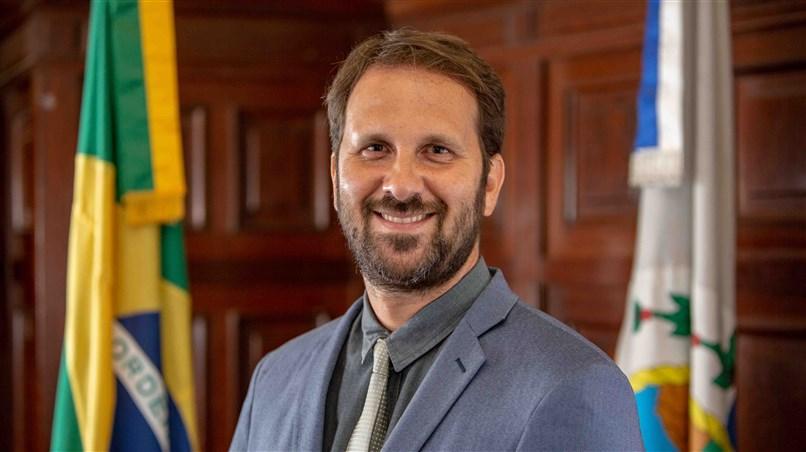 Flavio Serafini (PSOL-RJ) deputado estadual Rio de Janeiro
