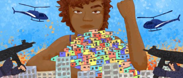 Arte original por Anna Paula Rodrigues