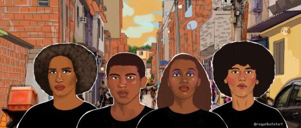 Arte original por Raquel Batista