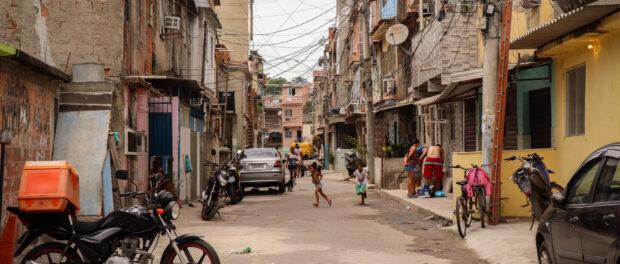 Rua Boas Vindas, Localidade 9 Galo. Foto por: Alexandre Cerqueira