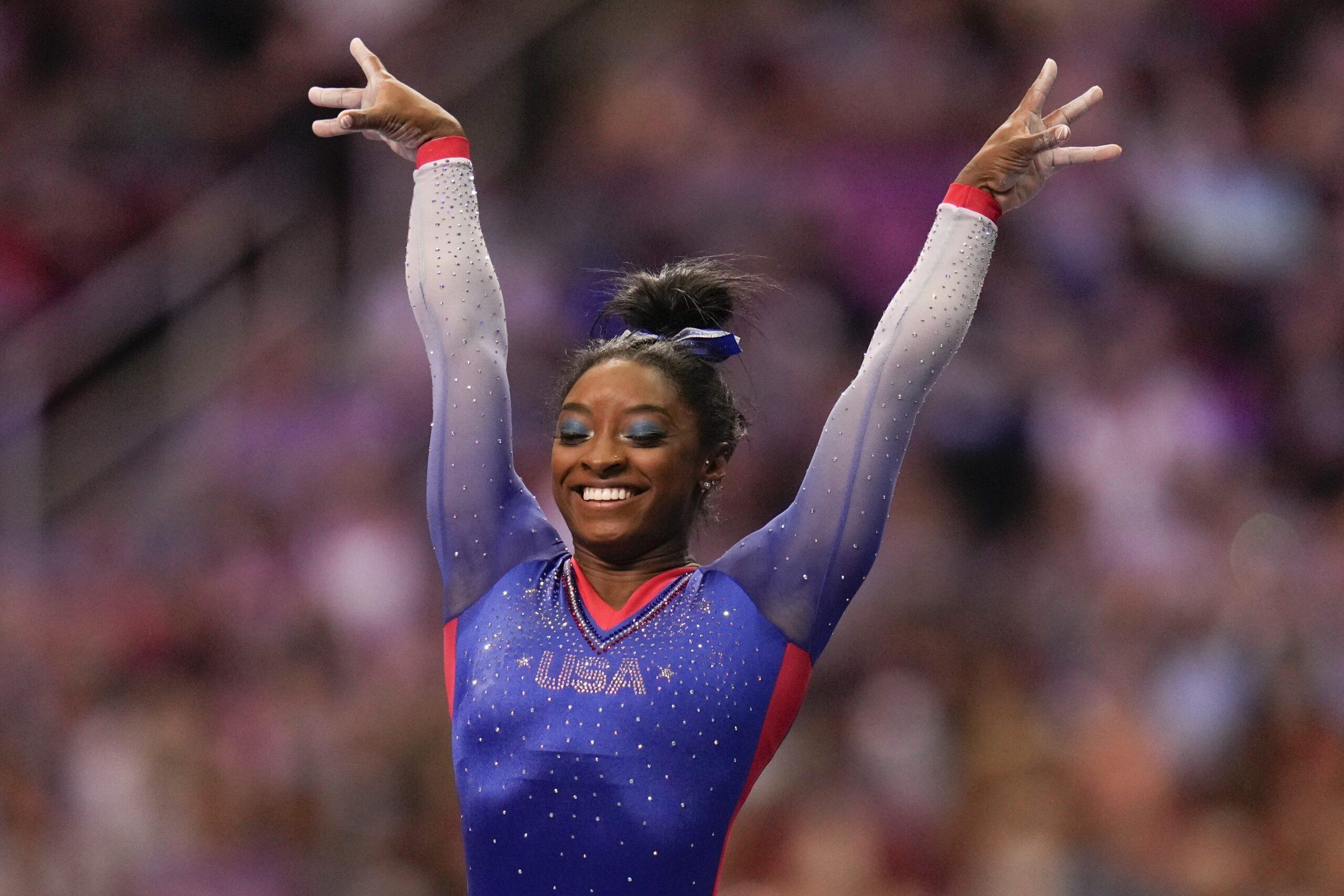 Simone Biles, melhor ginasta do mundo, favoritíssima dos Jogos Olímpicos Tokyo 2020, desistiu da maior parte das competições olímpicas para preservar sua saúde mental.